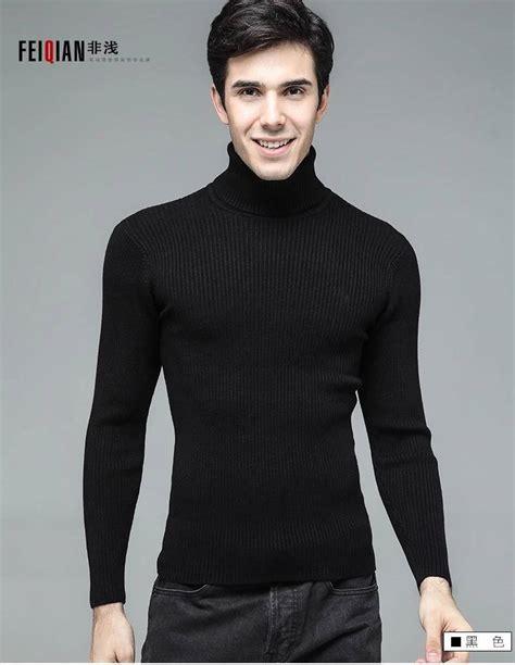 Sweater Wanita Black Casual For F118 mens business casual sweaters