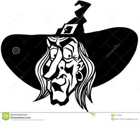 eps clipart witch design vector clipart stock vector