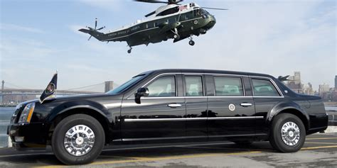 new limousine the next u s president can expect a brand new limousine