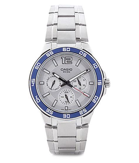 Casio Edifice Ef 558d 2av Casio Murah casio a485 blue bezel available at snapdeal for rs 3659