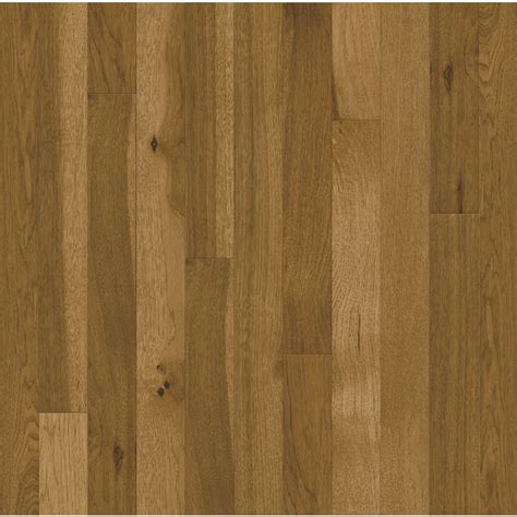 shop bruce frisco 2 25 in w prefinished hickory hardwood