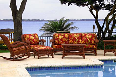 Backyard Creations Chesapeake Collection Wicker Furniture