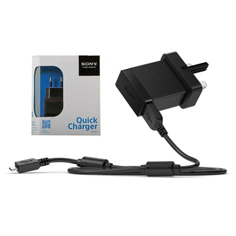 Sony Charger Ep881 15a Original sony universal portable uk mains phone charger micro usb cable ep881 ebay
