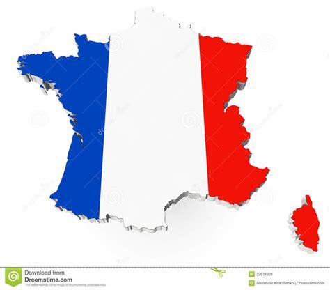 imagenes satelitales de francia mapa de francia imagen de archivo libre de regal 237 as