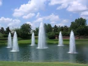 cascade fountains lake fountain aeration company