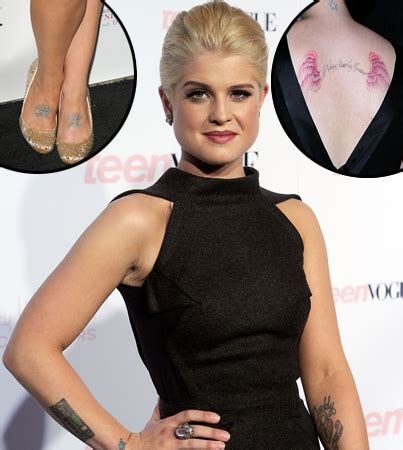 kelly osbourne s tattoo removal to be costly painful