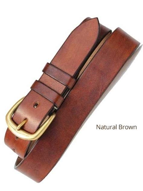Handmade Belts Uk - handmade leather belts oak bark bridle belts
