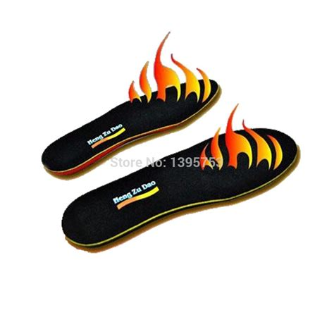 heated shoe inserts rechargeable heated insoles li ion battery rechargeable
