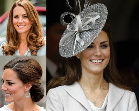 Royal Looks by Royal Chic In Kate Middleton Hairstyles 2017 Hairdrome
