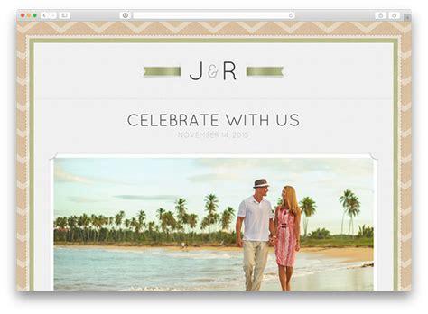 10 Wedding Website Examples