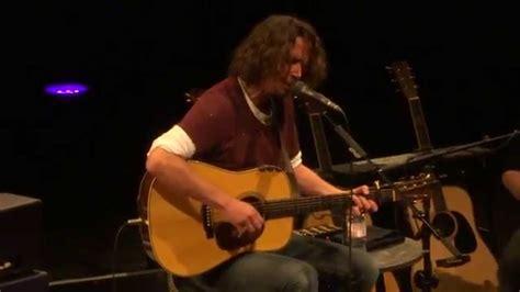 chris cornell josephine live at walt disney concert