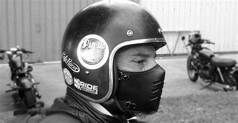 Motorrad Gesichtsmaske by 11 Leather Face Masks On Etsy That Will Turn Any Old Biker