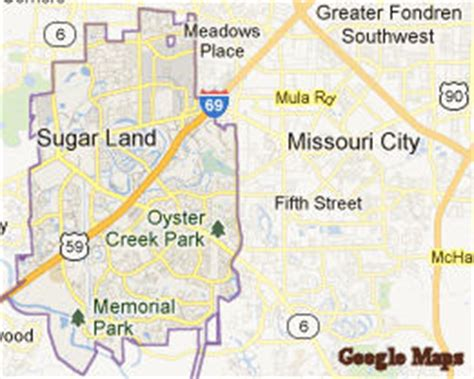 sugar land texas map appealing master planned communities in historic sugar land bill edge