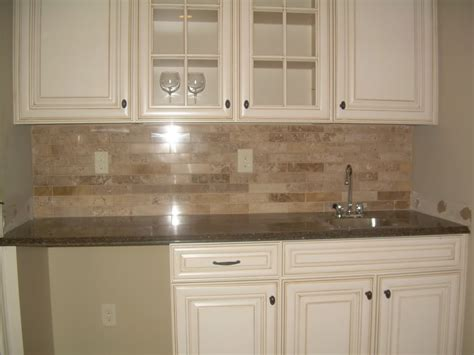 stone tile kitchen backsplash top 18 subway tile backsplash design ideas with various types