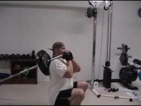 hit your legs with barbell end hack squats