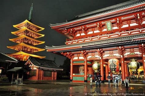 Temple Tokyo Mba by Tokyo Temples Photo Essay Inspiringtravellers