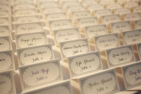 place card holders ideas for your wedding arabia weddings place card holders ideas for your wedding arabia weddings