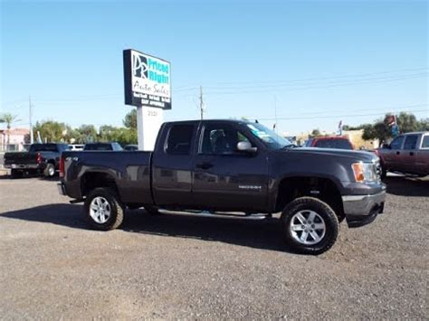 2011 gmc 1500 lifted 2011 gmc 1500 4wd ext cab sle lifted 18120