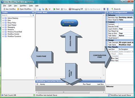 citrix workflow studio great overview of citrix workflow workflow basics 3 4