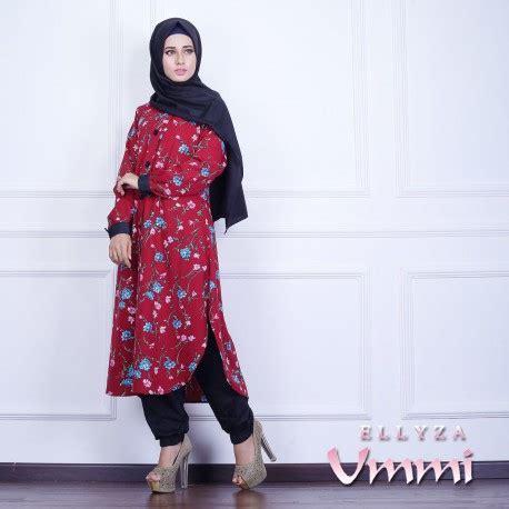 Baju Muslim Rosma gamis terbaru gaunpestamuslim pusat busana gaun