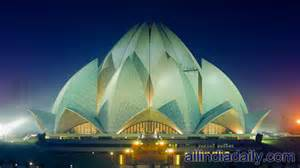Lotus Temple Lotus Temple Delhi India