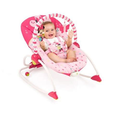 vibrating baby seat walmart disney baby minnie mouse baby to big kid rocking seat