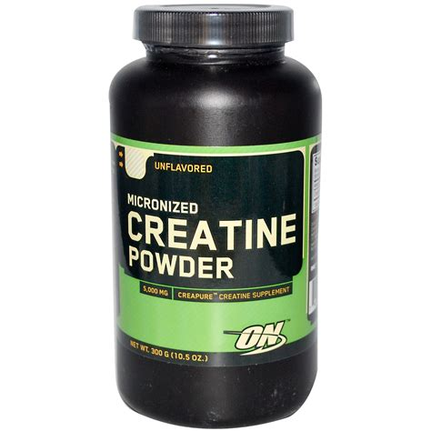 i creatine optimum nutrition micronized creatine powder unflavored