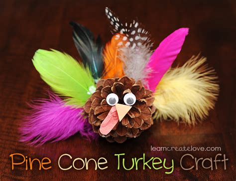 pinecone turkey craft top 5 pine cone turkey crafts the lake country