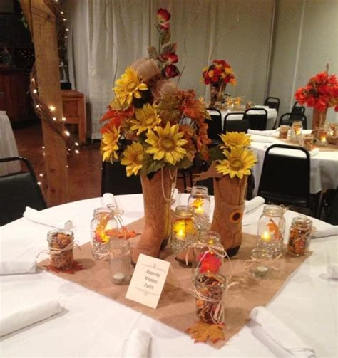 cowboy centerpiece ideas for any festive occasions