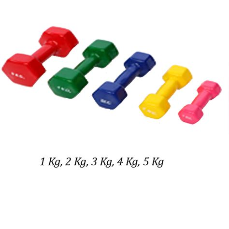 Dumbell Per Kilo Vinyl Coated Dumbbells Colored Buy Dumbbells