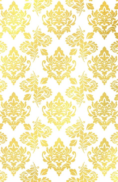 gold pattern image buy gold foil damask pattern gold damask art print by