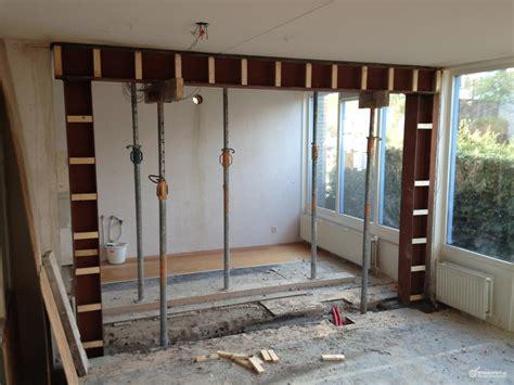 nieuwe keuken kopen en plaatsen draagmuur verwijderen tbv nieuwe keuken werkspot