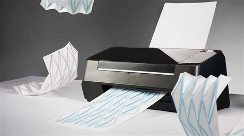 Origami Printer Paper - hydro fold a diy origami printer fullinsight