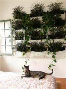 Indoor Garden Planter by Herb Garden Indoor Gardening Wall Planter System
