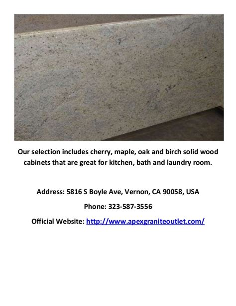 Granite Countertops Los Angeles Ca by Apex Kitchen Granite Countertops In Los Angeles Ca