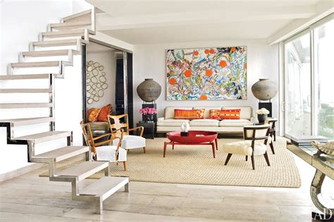 Home Design Show Architectural Digest 26 Living Room Ideas From The Homes Of Top Designers