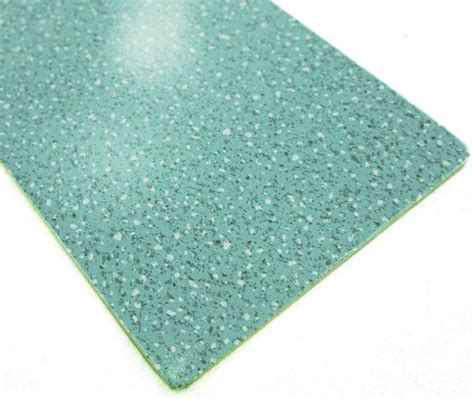 Commercial PVC floorboard green marble pattern Vinyl