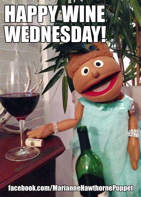 happy wine wednesday meme funny red wine white wine
