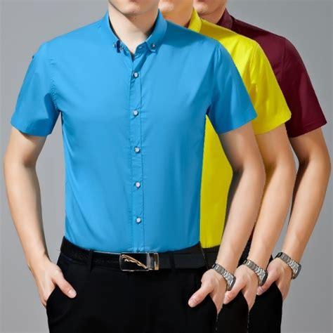 bright color shirts bright color fashion mercerized cotton fabrics s