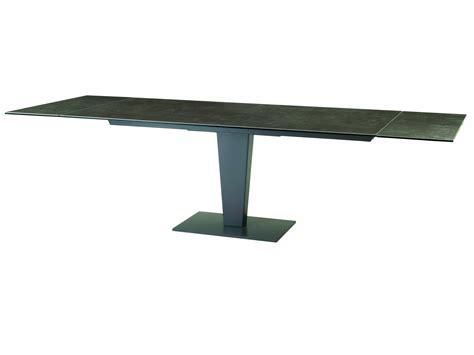 tavolo roche bobois tavolo allungabile da pranzo rettangolare in alluminio e
