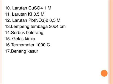 Tabung Silinder 45 X 7 Cm stoikiometri