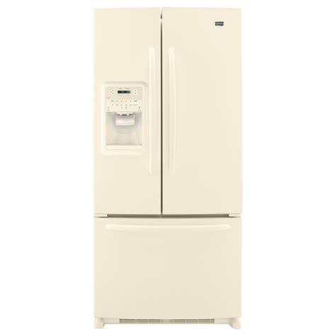 best door refrigerator without water dispenser maytag mfi2269veq 21 8 cu ft door bottom