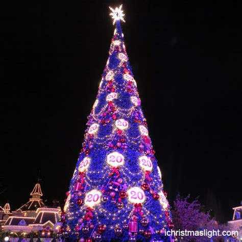 15m tall purple christmas tree made in china ichristmaslight