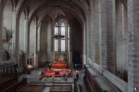 Abbaye De La Chaise Dieu by Abbatiale Robert De La Chaise Dieu