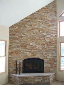Stone Fireplace Photos stacks stone veneer fireplace surround design ideas stone veneer
