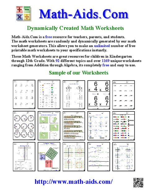 Math Aids Worksheets by Math Aids Worksheets Answers Of Ratios Math Best Free