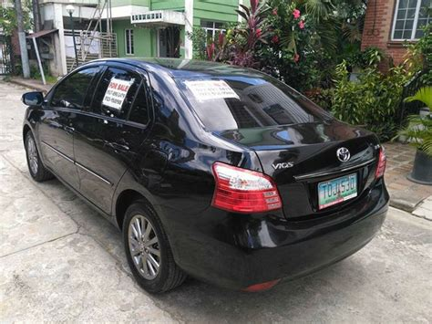 Toyota Vios 1 5 G Mt second toyota vios 2012 1 5 g mt for sale used cars