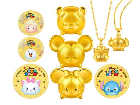 disney tsum tsum x sk jewellery collection bagaholicboy