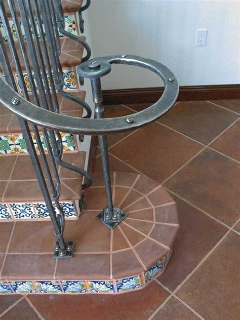 banister in spanish 1000 ideas about metal stair railing on pinterest stair