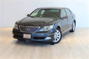 2007 Lexus Ls 460 For Sale 2007 Lexus Ls 460 L Stock 5nc050691d For Sale Near